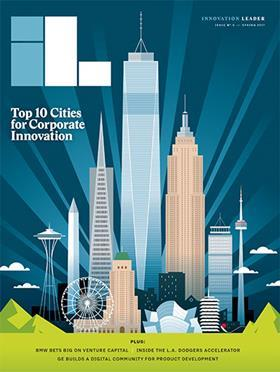 Top 10 Cities for Corporate Innovation | Article