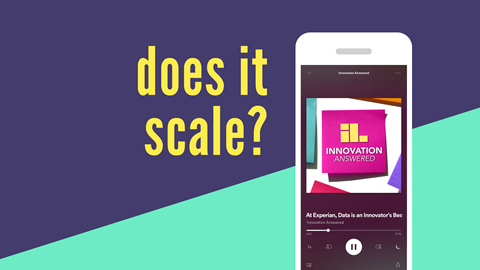 Does It Scale? | Podcast | Innovation Leader